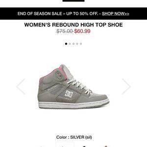 ce72667f0da DC Shoes   Rebound High Tops   Poshmark