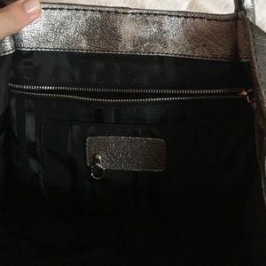 Fay Bags - Metallic grey bag