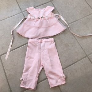 Youngland Other - Youngland girls pink outfit 18M