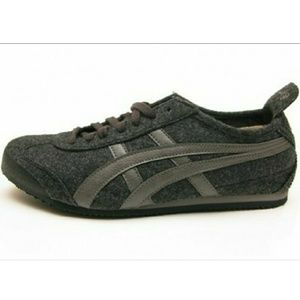 Onitsuka Tiger by Asics Shoes - Felt Onitsuka Tiger Sneakers