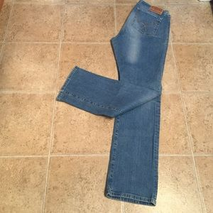 Express Denim - Express 4 button sz 12 straight leg