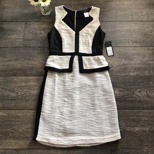 AKIRA Dresses & Skirts - Akira Chicago Black Label Peplum dress