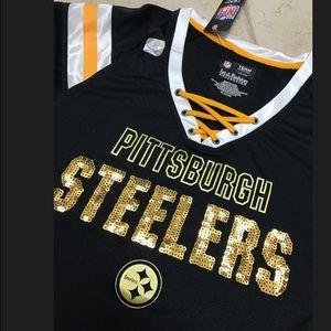 Women's Pittsburgh Steelers Jersey Sz XL