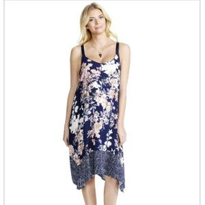 Jessica Simpson Hanky Hem Dress