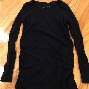 Gap maternity longs sleeve shirt