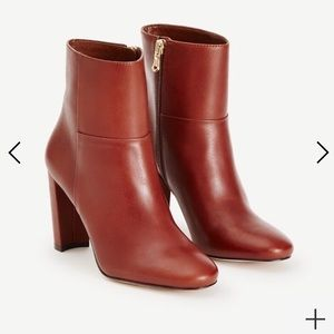 Ann Taylor Shoes - 🆕 Ann Taylor 'Talulah' Leather Boots