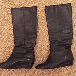 Loeffler Randall knee high boot, size 7