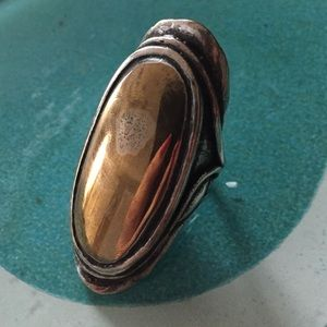Pamela Love Jewelry - Pamela Love Mood Ring with Bronze Center Size 7