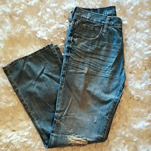 Old Navy Other - {Men's, Old Navy, 30x30} Distressed Jeans