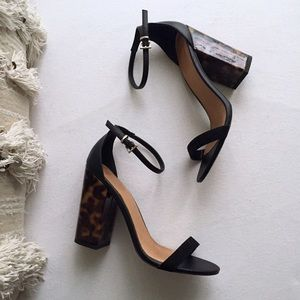 ASOS Shoes - ASOS Headline Sandals with Tortoiseshell Heel
