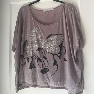 Disney Tops - Disney Parks Minnie Mouse Top