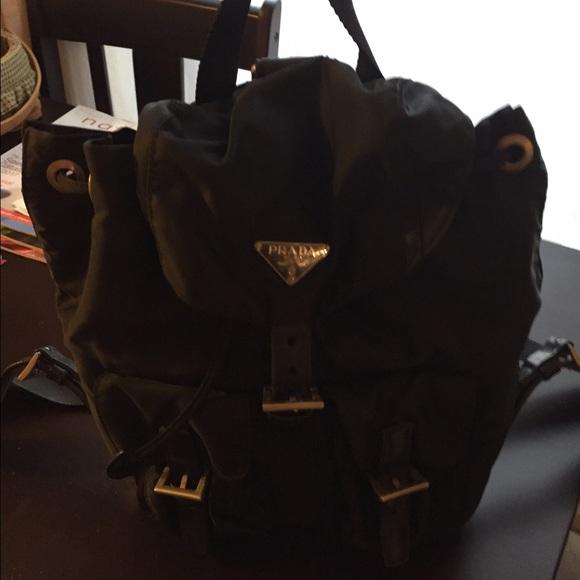 Prada Bags   Authentic Backpack   Poshmark 6753226207