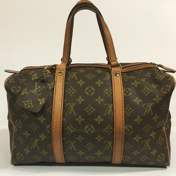 9c5322cd9738 Louis Vuitton Handbags - Louis Vuitton Small Duffle Bag