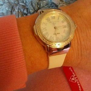 Swiss Legend Accessories - Swiss Legend Diamond Watch!!! Weekend Sale!!