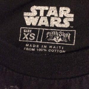 5e233093d96fed Star Wars Shirts   Tops - Boys Darth Vader drumming black T shirt