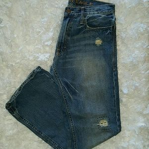 American Eagle Outfitters Other - {Men's, American Eagle, 31x32} Distressed Jeans