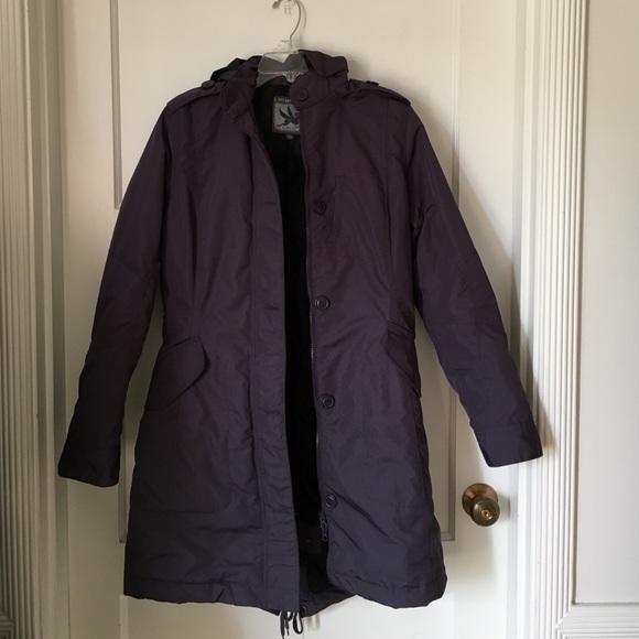 spiekwak & sons Jackets & Coats - Spiewak & Sons Purple Rain Coat