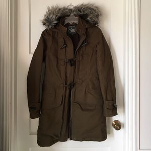 Spiewak & Sons Long Military Jacket