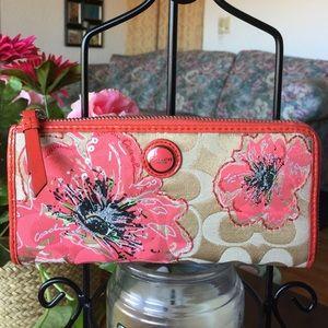 Coach Handbags - Rare coach wallet