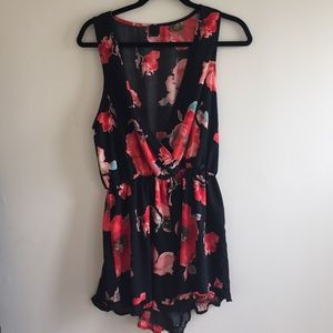 Swell Dresses & Skirts - Swell. Medium floral romper.