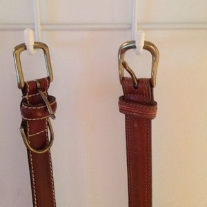 Other - Boys Leather belts