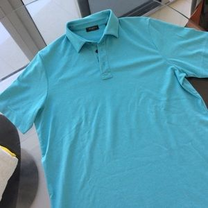 Saks Fifth Avenue Other - Men's casual collared polo from Saks- Size large