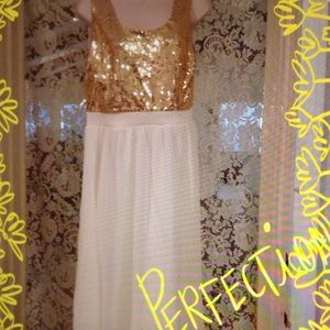 Pure Gold, Slinky Brand Dress