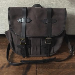 Filson Other - Rare Authentic FILSON leather/canvas briefcase