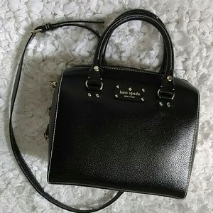 Kate Spade Wellesley Alessa Satchel Handbag