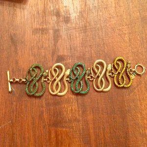 Lucky Brand snake bracelet