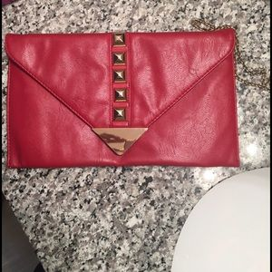 Handbags - Adorable red purse!