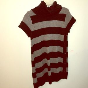 Other - Striped sweater dress