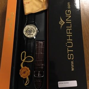 Stuhrling Original Other - Stuhrling Original Men's Classic Delphi Watch
