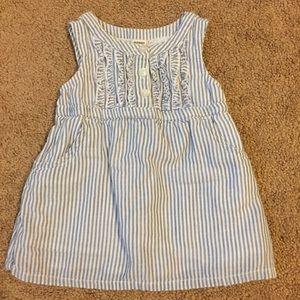 6-12m Ruffle Dress
