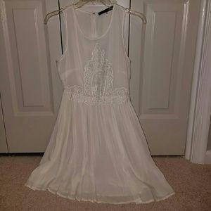 Sugar Lips Dresses & Skirts - White dress