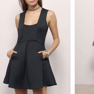 NWT Tobi black dress