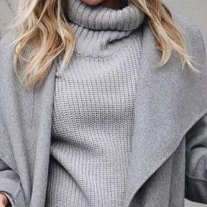 Light gray BR sweater