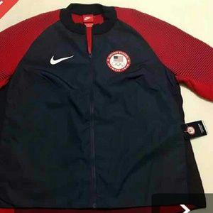 Nike olympic jacket windbreaker NEW