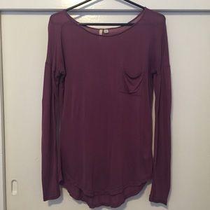 Frenchi Tops - Long Sleeve Shirt