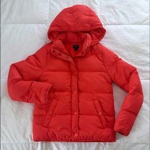 J.Crew Factory Puffer Coat