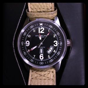 Stuhrling Original Other - Men's Stuhrling Original Tuskegee Skymaster Watch