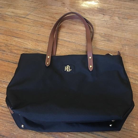 bd5b25683b Lauren Ralph Lauren Handbags - Lauren Ralph Lauren Bainbridge Tote
