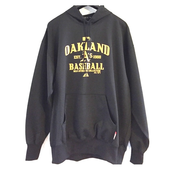 new styles 786c8 1a5f1 Oakland Athletics hoodie