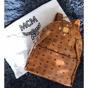 MCM Handbags - MCM Backpack (large size)