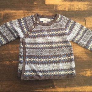 Stella McCartney for baby GAP 12-18M like new swea