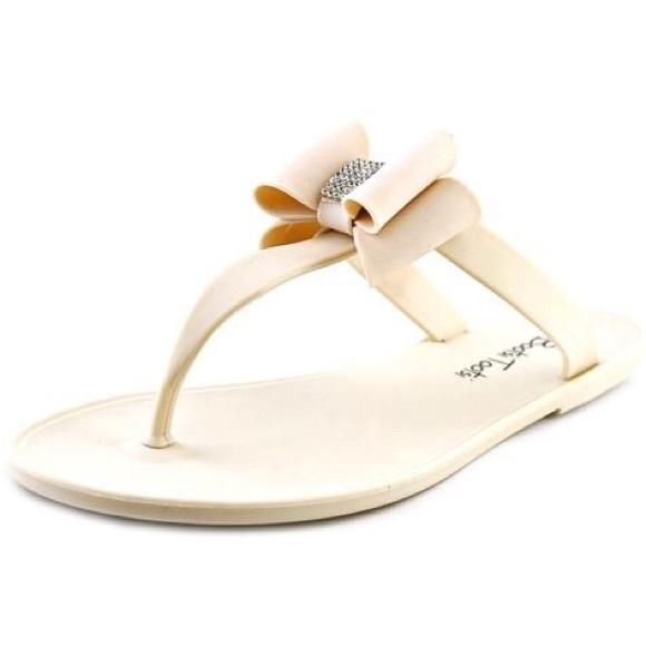 075a8d435 Bootsi Tootsi Shoes - Bootsi Tootsi nude bow