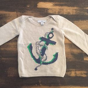 Stella McCartney for GAP 18-24m nautical sweater