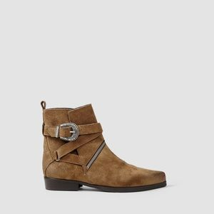All Saints Shoes - All Saints Western Style Booties