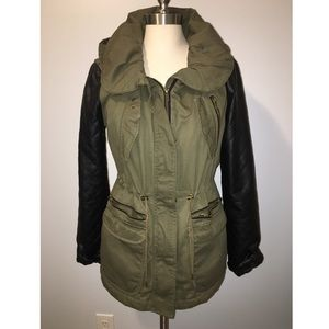 MUST GO! Hive & Honey military jacket