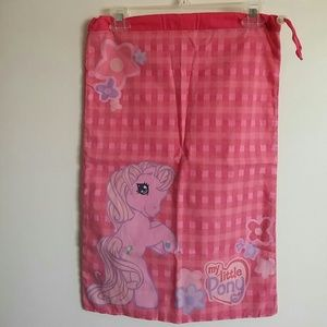 My Little Pony Other - My Little Pony Pink Drawstring Bag